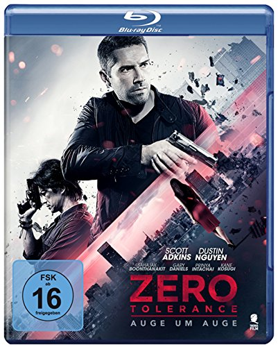 Bild von Zero Tolerance - Auge um Auge [Blu-ray]