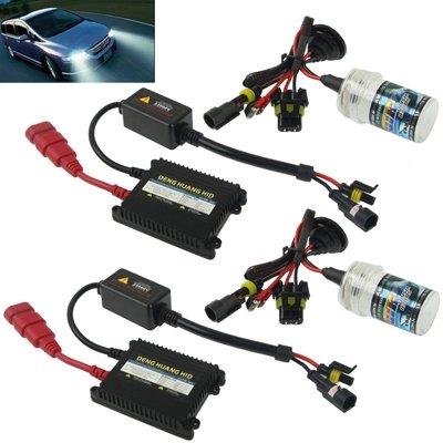Die Glühbirne 35w 2x h4 slim versteckte xenon - licht, hohe intensität entlastung lampe, farbtemperatur: 6000k ( SKU : S-cms-8501c )