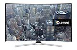 Samsung Series 6 J6300 48 inch Widescreen Full HD Smart Curved LED Television with Freeview HD (2015 Model)