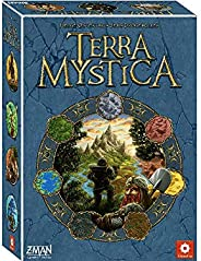 Z-Man Game Terra Mystica Board Game