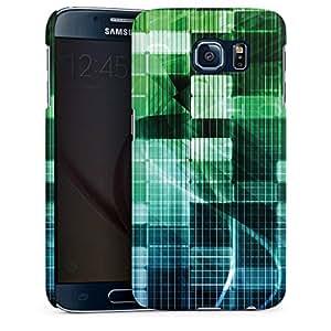 Samsung galaxy s6 premium coque de protection mat-in the matrix