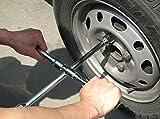 17 19 21 23 mm Ausziehbare Felgenteleskop Auto Van Brace Sockel Reifenmutternschlüssel
