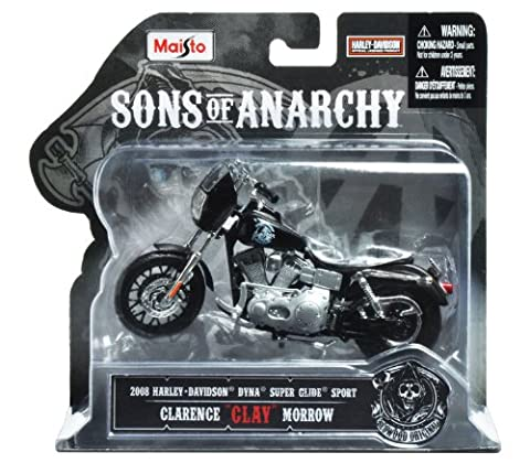 Sons of Anarchy: Harley-Davidson Dyna Clarence