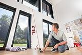 Wohnfläche mit Lasermessgerät ausmessen