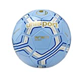 uhlsport Nation Argentinien Balle Football Mixte Adulte, Cyan/Blanc/Royal, 5