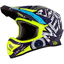 ONeal 3Series Helium Motocross Helm MX MTB FR DH All Mountain Bike Freeride Downhill