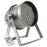 Beamz LED PAR 64–36–Spot-Beleuchtung von Bühnen