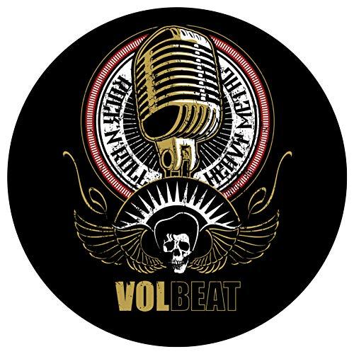 Volbeat Rock\'n\'ROLL & Heavy Metal Autoaufkleber Sticker Aufkleber wasserfest