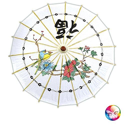 Unbekannt AEC–ac2701–Sonnenschirm Chinesische D. 60cm–Passendem