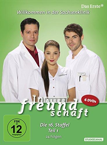 Staffel 16, Teil 1 (6 DVDs)