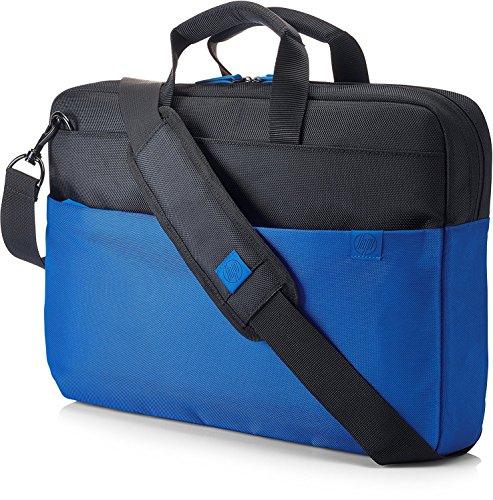 HP Duotone Aktentasche (39,62 cm / 15,6 Zoll) für Notebooks, Laptops, Tablets in blau