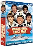 Vacaciones en el Mar Pack Volumen 1 y 2 DVD (The Love Boat)
