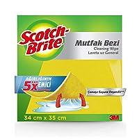 Scotch-Brite 2055586 Mutfak Bezi, 8'li Paket