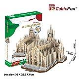 Cubic Fun mc210h – 3d Puzzle il Duomo de Milano,  Italia