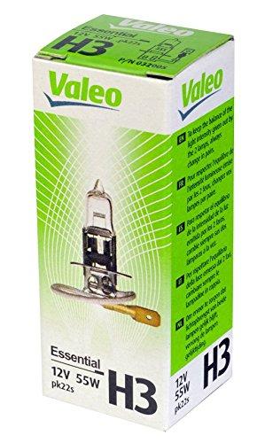 Preisvergleich Produktbild Valeo032005 Glühlampe,  Nebelscheinwerfer