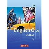 English G 21 - Ausgabe A: Band 4: 8. Schuljahr - Workbook mit CD