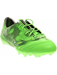 huge selection of 465fa d9a47 Adidas F50 Adizero Firm Ground (Pelle), Scarpe da Calcio da Uomo, Uomo,  Green - Solar GreenFtwr WhiteCore…