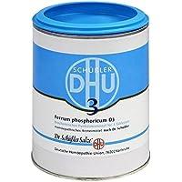 Biochemie Dhu 3 Ferrum phosphorus D 3 Tabletten 1000 stk preisvergleich bei billige-tabletten.eu