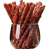 SULESI Snack per Cani Manzo Bacon Fetta Alimenti per Animali Strisce di Carne Lacrime Molari Bastone Carne Secca Cane da Masticare
