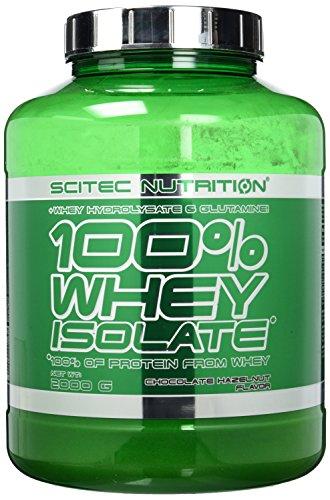 Scitec Nutrition Whey Isolate 2000g Schoko-Haselnuss