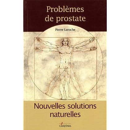 Problème de prostate