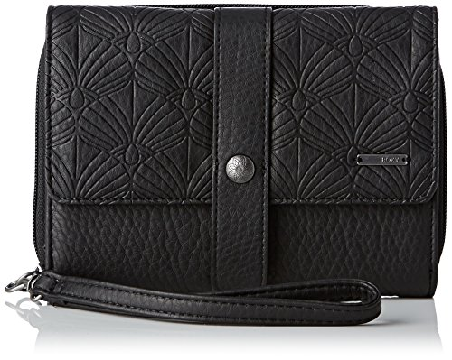 Roxy Herbst/Winter 16 Münzbörse, True Black (Roxy Wallet Black)
