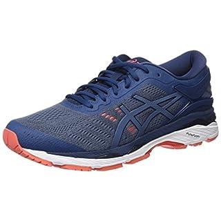 ASICS Men's Gel-Kayano 24 Competition Running Shoes, Smoke Dark Blue 5656, 12 UK 48 EU
