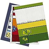 Egan PAF63/04X Set Canovacci, Tessuto, Multicolore, 3 unità