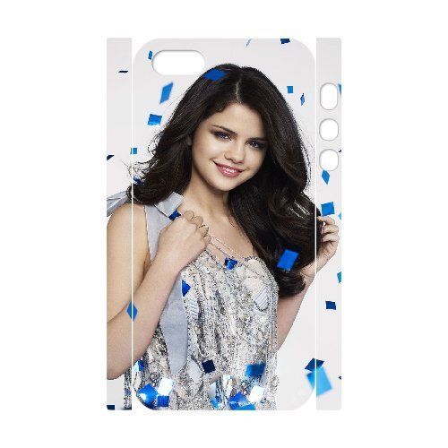 LP-LG Phone Case Of Selena Gomez For iPhone 5,5S [Pattern-6] Pattern-3