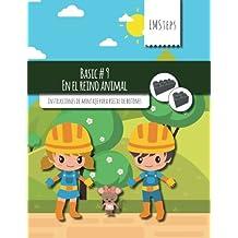 EMSteps #09 En el reino animal: Instrucciones de montaje para piezas de botones: Volume 9 (EMSteps Basic)