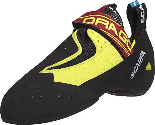 Scarpa Drago Scarpa arrampicata Yellow