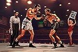 Rahmen-Kunst Keilrahmen-Bild - Chris Consani: Final Round Leinwandbild boxen Marilyn Monroe Elvis Presley James Dean (35x50)
