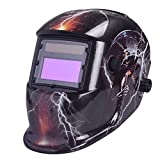Best Auto-darkening Welding Helmets - Nuzamas Solar Powered Auto Darkening Welding Helmet Mask Review