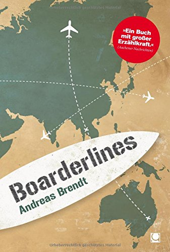 Buchcover Boarderlines