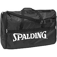 Spalding Soft For 6 Portabalones, Negro, Única