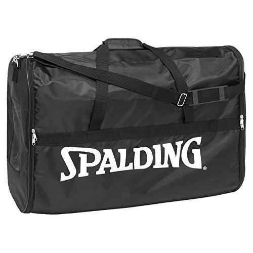 Spalding Balltasche Soft schwarz, One Size