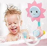 Sonnenblume Baby Bad Spielzeug Wasser Badewanne Dusche Spray Badewanne Fountain Tub Toys Werkzeug...
