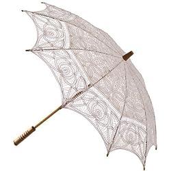 Parasol nupcial - color marfil