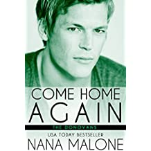 Come Home Again: New Adult Romance (The Donovans Book 1) (English Edition)