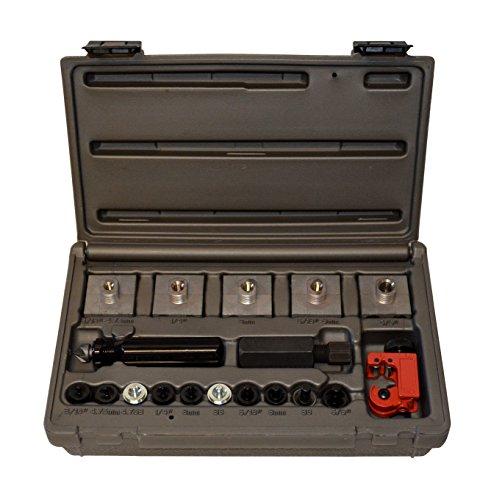 Bubble Flare Kit (cal-van Tools 165Master Inline Bördelgerät Kit (non-carb konform))