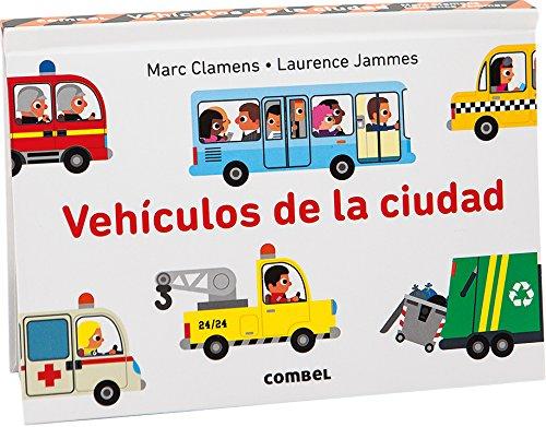 Vehículos de la ciudad por Marc Clamens