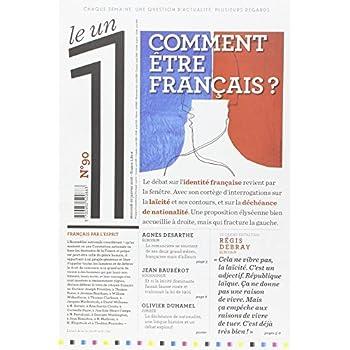 Le 1 - n°90 - Comment être Français
