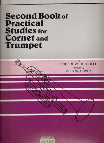 Second Book of Practical Studies for cornet and Trompet