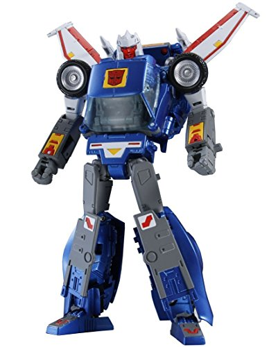 Transformers Masterpiece Action Figure: MP-25 Tracks - Zahlen Chevrolet Durch Die