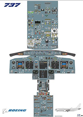 boeing-737-800-cockpit-poster-a0-size-220-gsm-silk-paper-by-aviatas-training-diagrams