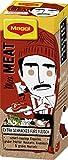 MAGGI Würzmischung MAX MEAT, Gewürz für Steaks, Burger-Patties & Chili con Carne, mit grobem Pfeffer, Rosmarin, Chipotle, Knoblauch & Meersalz, 50 g