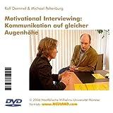 Produkt-Bild: Motivational Interviewing, 1 DVD-ROM Kommunikation auf gleicher Augenhöhe