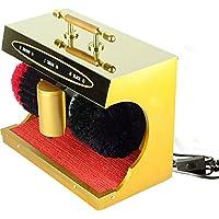 Zzhf Elettrica Per A Lustrascarpe Automatico Automatica Lucidatrice Doppio Motore Domestico Spazzola Uso Sensore fnFqrfS