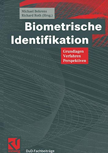 Biometrische Identifikation: