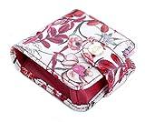 Borsa per trucco per rossetto piccola con borsa per cosmetici in pelle per specchio Borsa per trucco da viaggio per donna